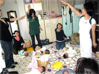 ぷれまま整体(2)/おっぱい・スリング・向き癖クラス !!